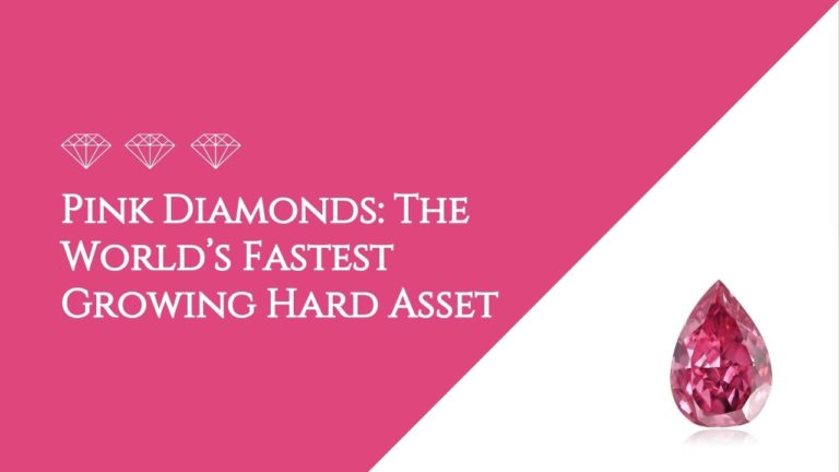 Pink Diamonds The World's Fastest Growing Hard Asset-featured-image