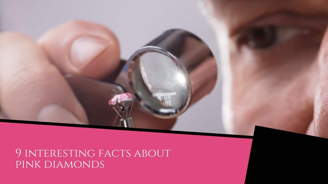 interesting facts about pink diamonds