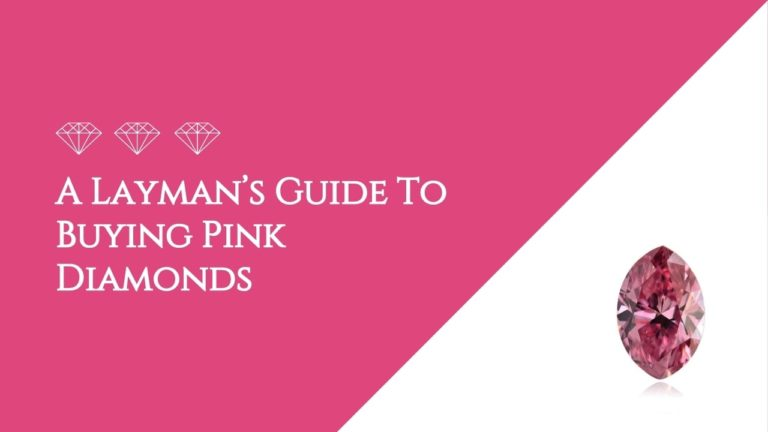 A Layman's Guide To Buying Pink Diamonds-featured-image