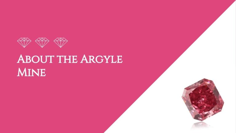 About the Argyle Mine-featured-image
