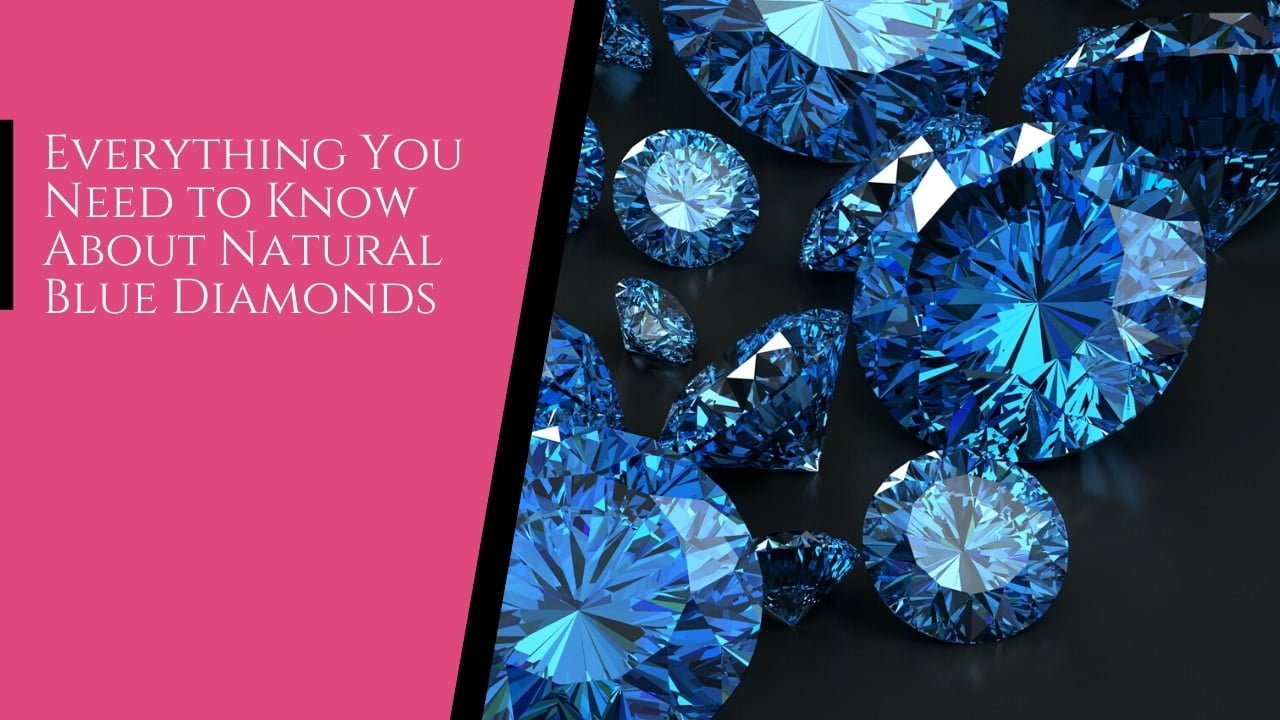everything you need to know about blue diamonds - Argyle Diamond Investments