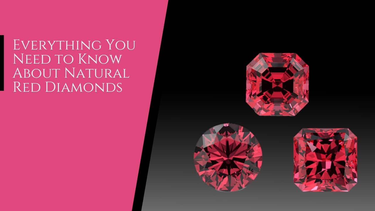 everything you need to know about red diamonds - Argyle Diamond Investments