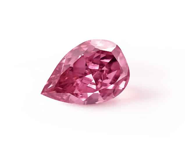 9PP Purplish Pink Diamonds - purplish pink diamond
