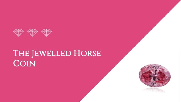 The Jewelled Horse Coin